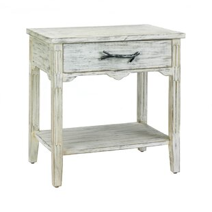 Pawley Wood End Table by Nikki Chu