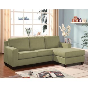 Hindman Reversible Sectional with Ottoman