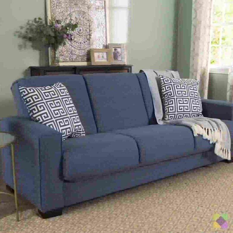 Captivating Swiger Convertible Sleeper Sofa