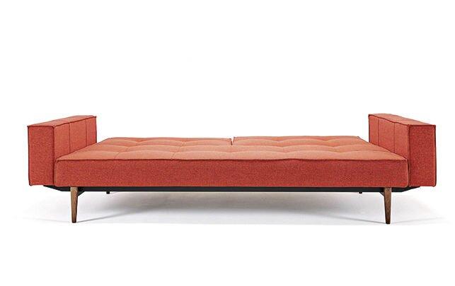 Split Back Sleeper Sofa