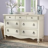 Avila 7 Drawer Dresser by Lark Manor