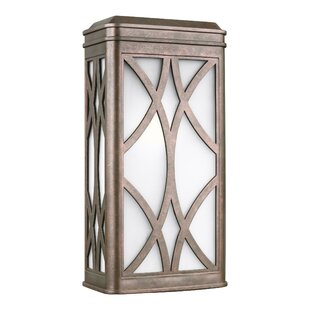 Charlton Home Alena Outdoor Flush Mount