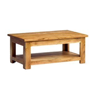 Coffee Table By Natur Pur