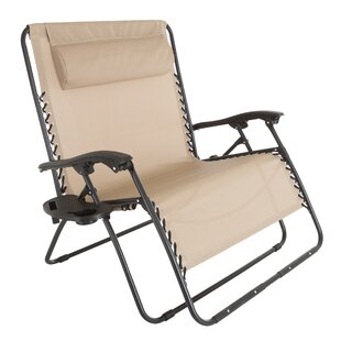 Pure Garden Reclining Zero Gravity Chair