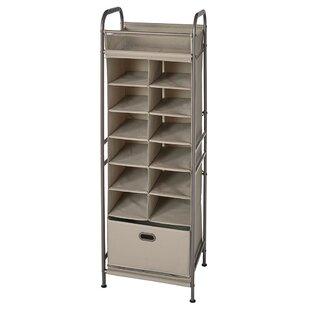 NeatFreak Vertical 12 Pair Shoe Storage Cabinet