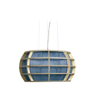 LZF Kim 1-Light Drum Pendant