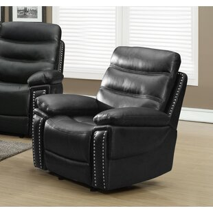Read Reviews Courtland Manual Glider Recliner by Winston Porter Reviews (2019) & Buyer's Guide