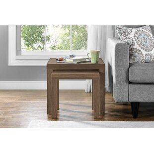 Celie 2 Piece Nesting Tables by Zipcode Design