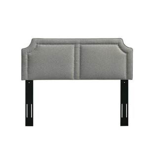 Thirsk Upholstered Panel Headboard by Three Posts