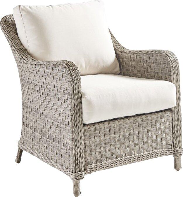 Hyde Park Patio Chair with Cushion - South Sea Rattan Hyde Park Patio Chair With Cushion & Reviews Wayfair