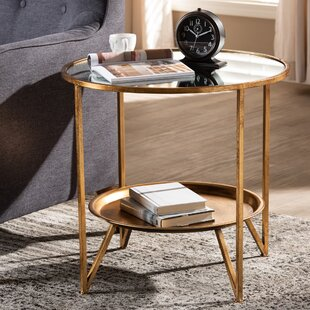 Fraire End Table by George Oliver