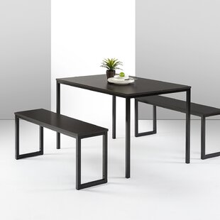 Delicieux Rudder 3 Piece Dining Set