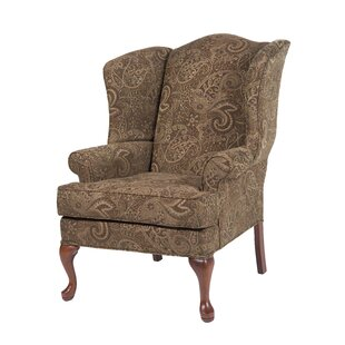 Chacko Wingback Chair by Charl..