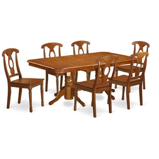 Pillsbury 7 Piece Extendable Dining Set by August Grove Top Reviews