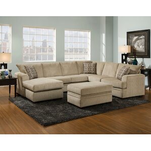 Robbins Reversible Sectional by Chelsea Home
