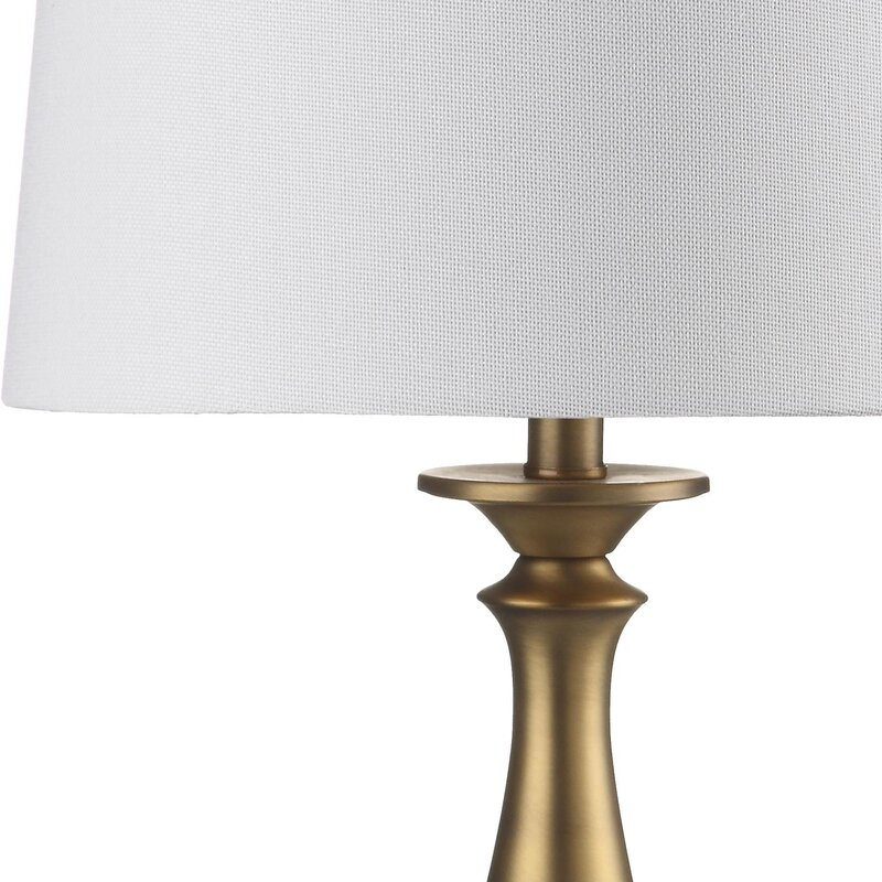 Brighton candlestick 29 table lamp