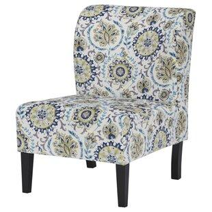 Winston Porter Peabody Slipper Chair