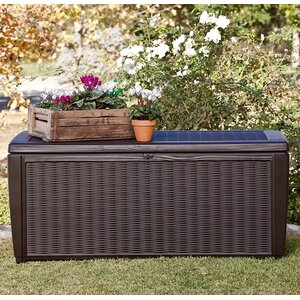 Sumatra 135 Gallon Resin Deck Box