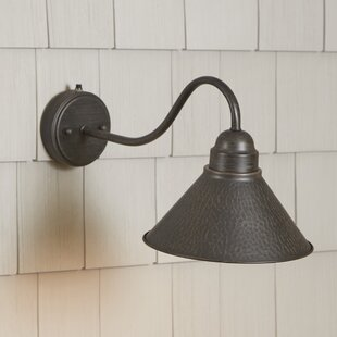 Laurel Foundry Modern Farmhouse Fleur 1-Light Outdoor Barn Light