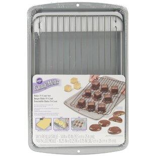 Non-Stick Rectangular Candy Melts Bake-N-Coat