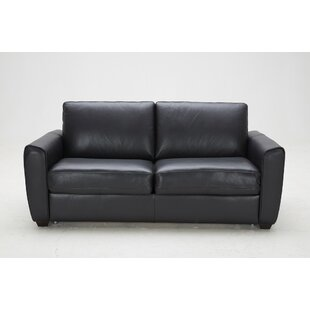 Ventura Leather Sleeper Sofa