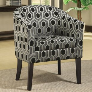 Dalley Barrel Chair by Wrought Studio Read Reviews