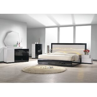 Orren Ellis Jinn Platform Configurable Bedroom Set