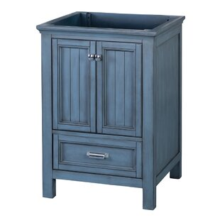 Find for Melgar 24 Single Bathroom Vanity Base Only By Beachcrest Home