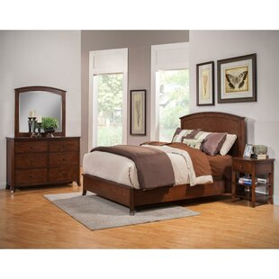 Shop For Bergner Appeal Panel Bed by Red Barrel Studio Reviews (2019) & Buyer's Guide