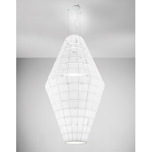 Burtrum 15-Light Geometric Cha..