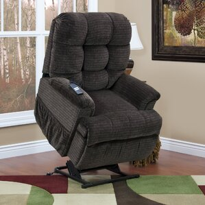 Med-Lift 5555 Series Sleeper Power Lift Assist Recliner