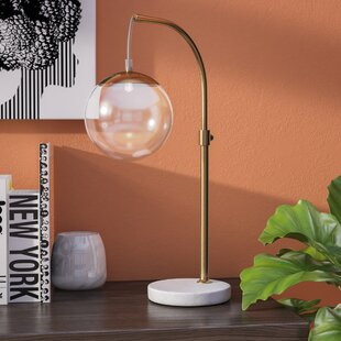 Crownover 20 Desk Lamp By Ivy Bronx