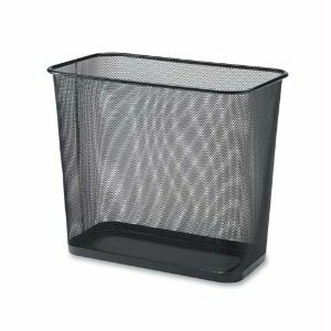 YBM Home Steel 5 Gallon Waste Basket