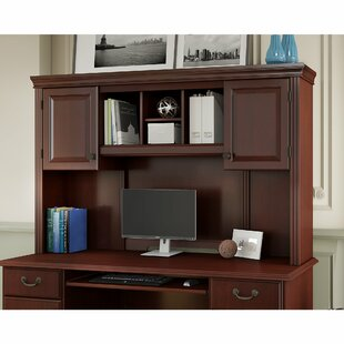 Bennington 41.22 H x 65.39 W Desk Hutch by Kathy Ireland Office by Bush