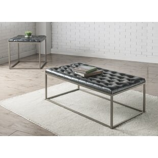 Ridings Upholstered 2 Piece Coffee Table Set