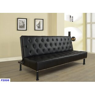 Winston Porter Camryn Fine Furniture Convertible Sofa
