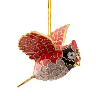 Famous Red Cardinal Ornaments   Wayfair PA92