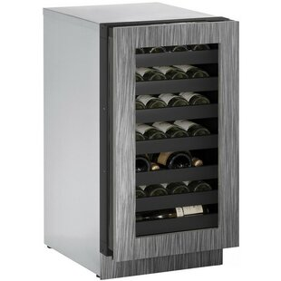 31 Bottle Wine Captain Single Zone Built-in Wine Cooler