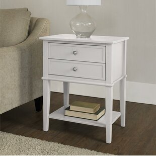 Beachcrest Home Dmitry End Table With Storage
