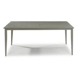 Dinapoli Outdoor Dining Table by Red Barr..