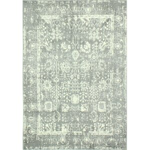 Riendeau Gray Area Rug