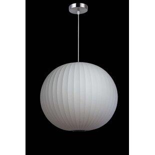 1-Light Pendant by Legion Furniture