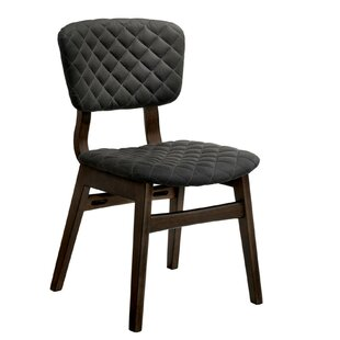 Alfredo Upholstered Dining Chair (Set of 2) by 17 Stories