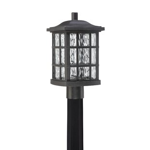 Big Save Lockett Outdoor 1-Light LED Lantern Head By Brayden Studio