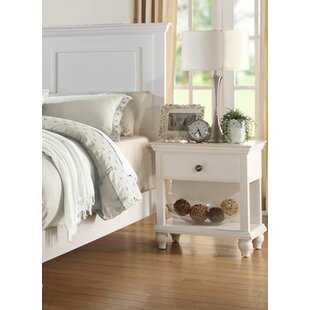 Darby Home Co Ensley 1 Drawer Nightstand