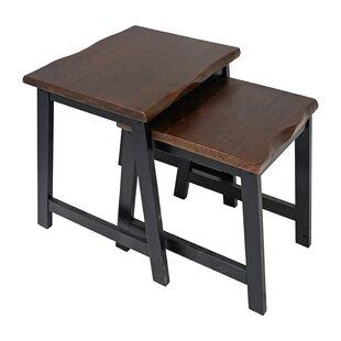 Salazar 2 Piece Nesting Table