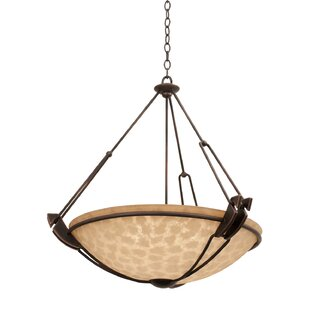 Kalco Grande 6-Light Bowl Pendant