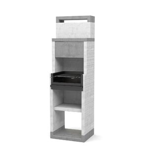 Rasco Charcoal Barbecue With Chimney And Footer By Wade Logan