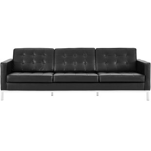 Gayatri Leather Sofa