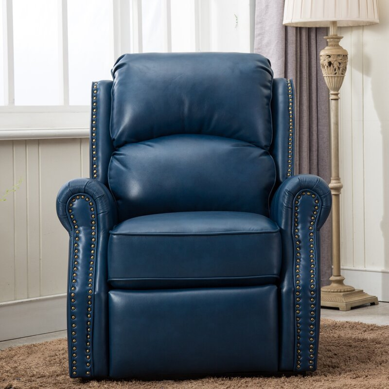 Darby Home Co Lannie Faux Leather Power Lift Assist Recliner Reviews Wayfair Ca